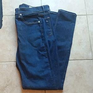 Rag & Bone 10 inch high rise skinny jeans